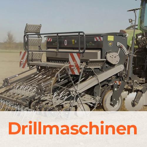 Drillmaschinen
