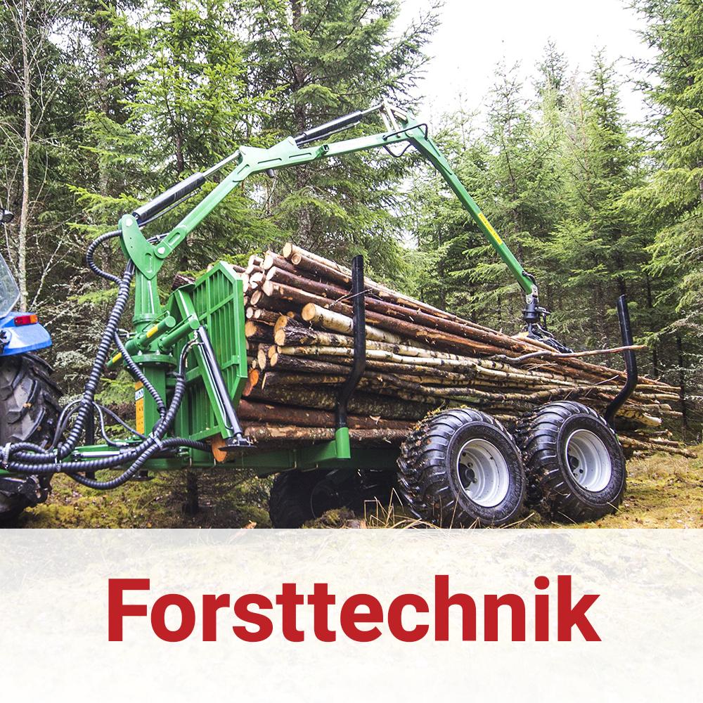 MD Landmaschinen, Forsttechnik