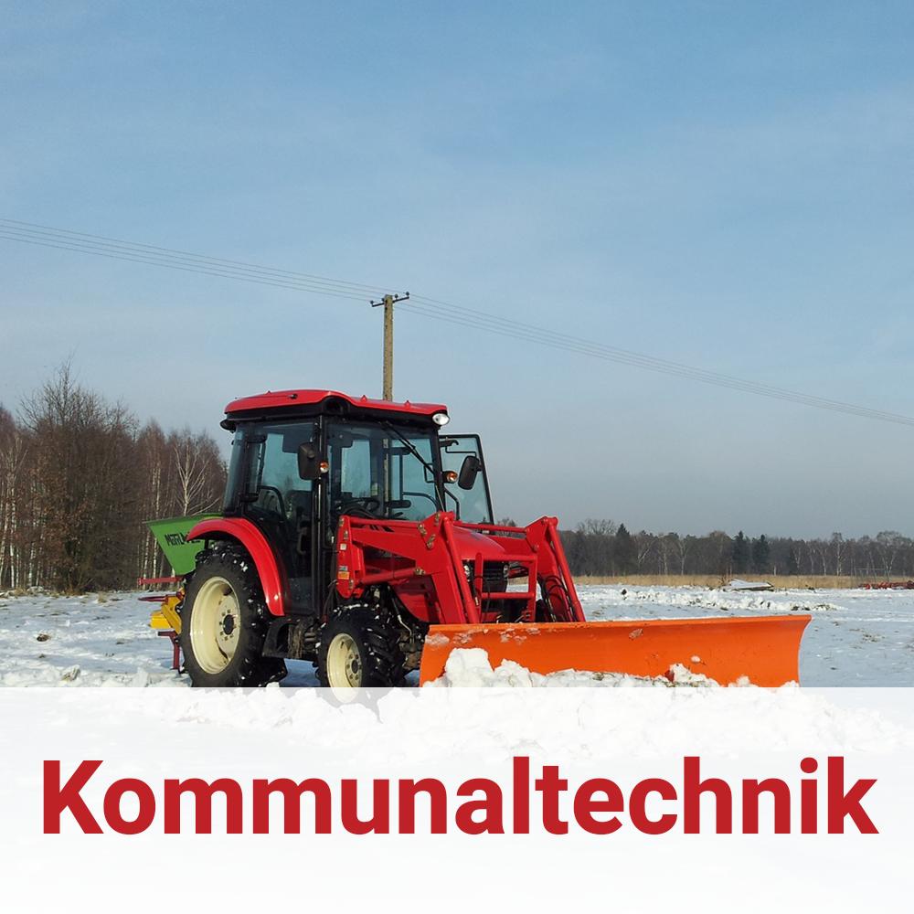 MD Landmaschinen, Kommunaltechnik