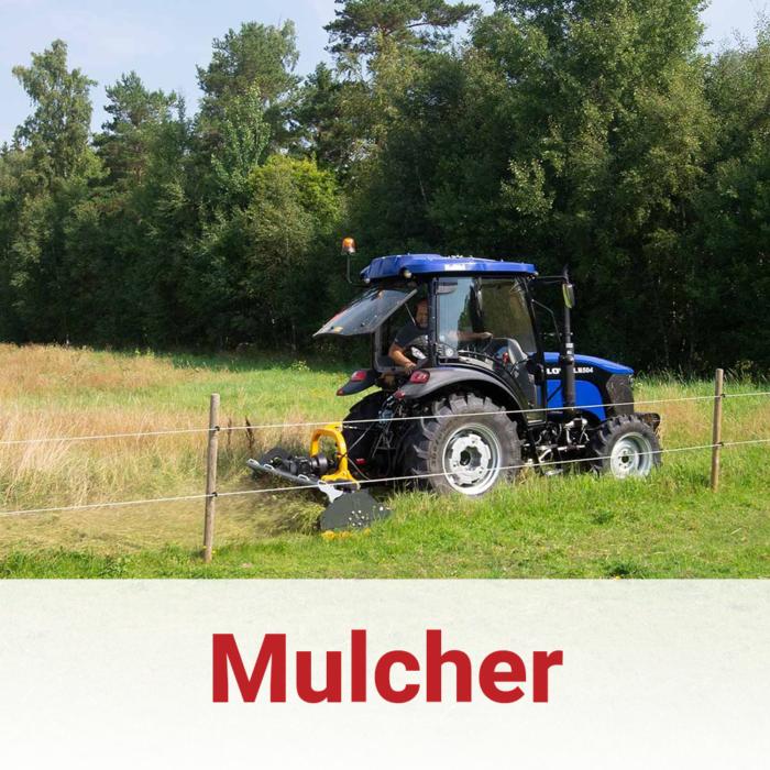 Mulcher